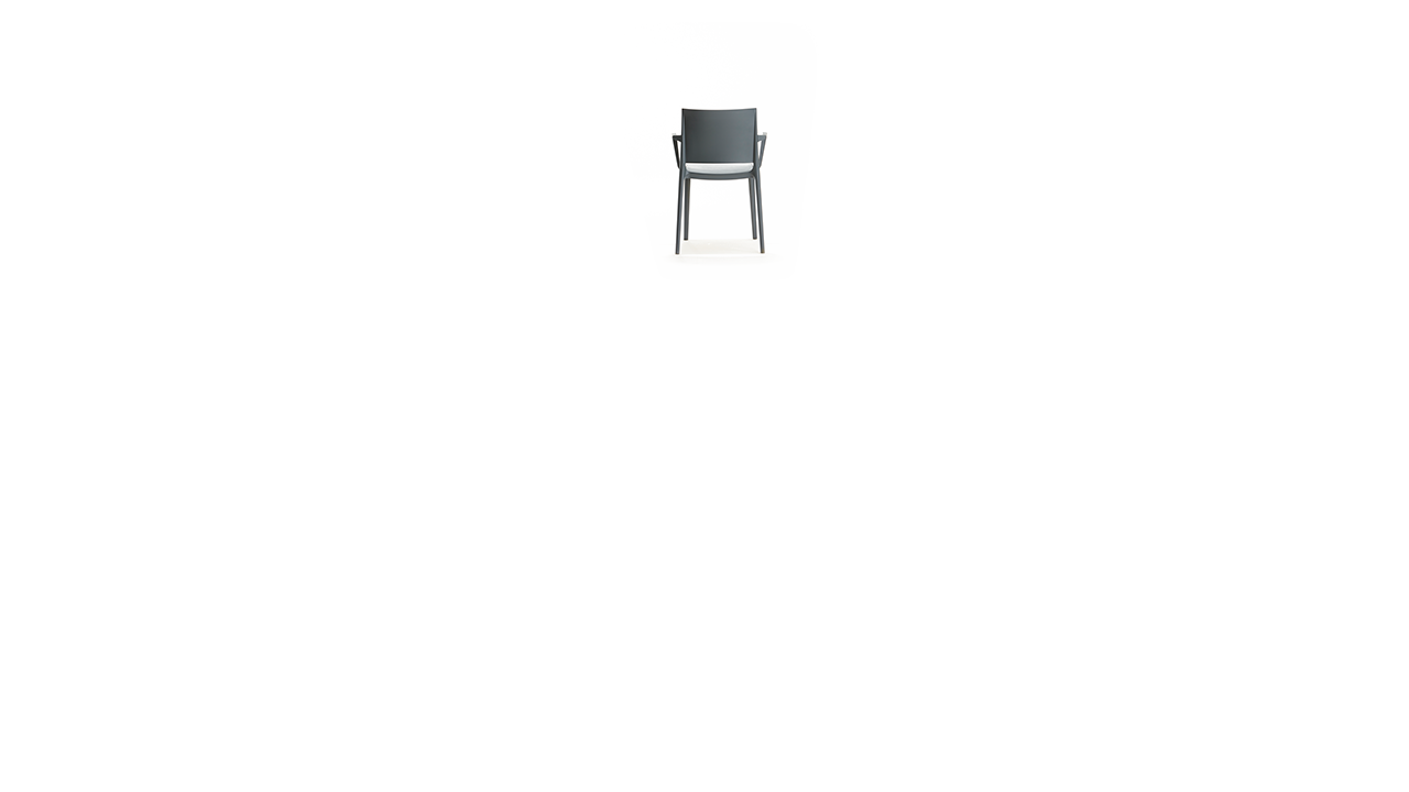 Arrangement of chairs